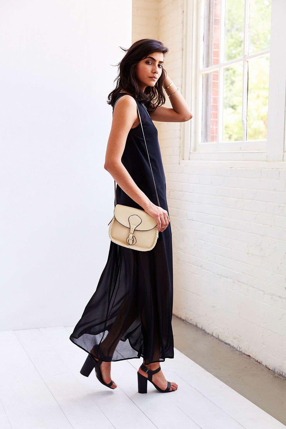 Keepsake Unsung Chiffon Maxi Dress