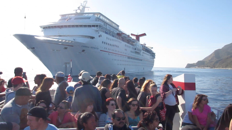 cruise to ensenada mexico catalina island on carnival inspiration