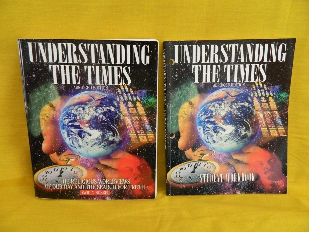 understanding the times workbook text summit ministries rh pinterest com Teacher Printables Printable Teacher Worksheets