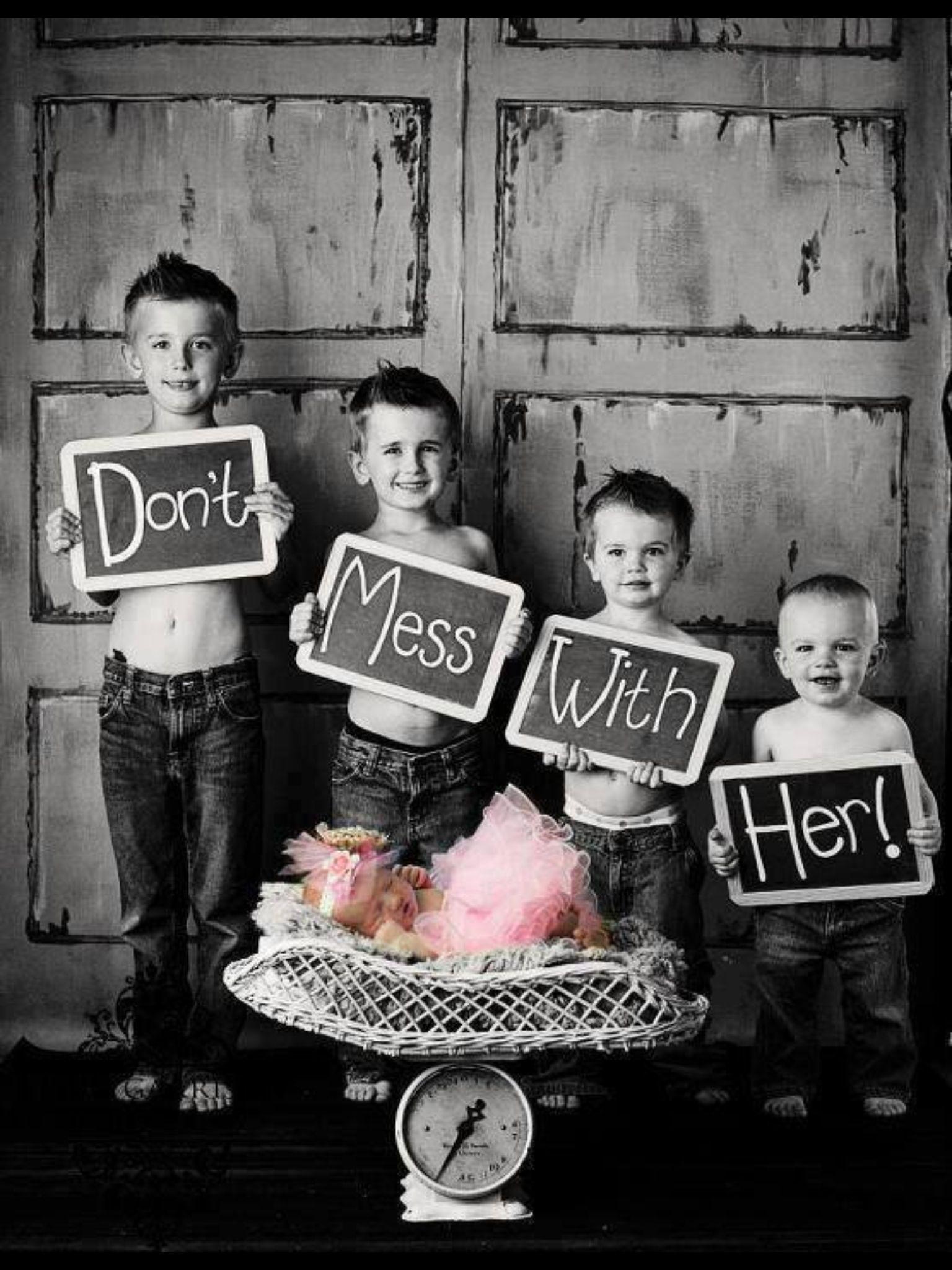 New baby family photo shoot! :)