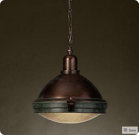 Copper Cabinet Svetilniki Torshery Lyustra