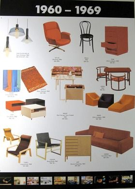Vintage Ikea Furniture these pieces of furniture from the 1960s would fit into the retro