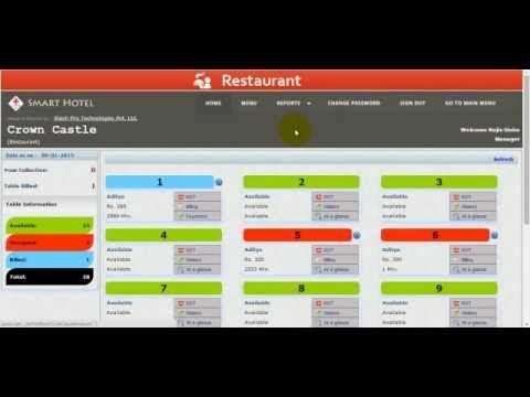 Hotel Management Software | Projects to Try | Management