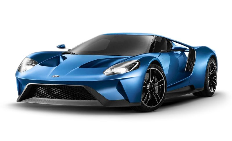 There Are People On The List To Buy A Ford GT The Bad News Is - Model sports cars