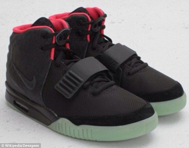 Nike Air Yeezys 2 in Solar Red
