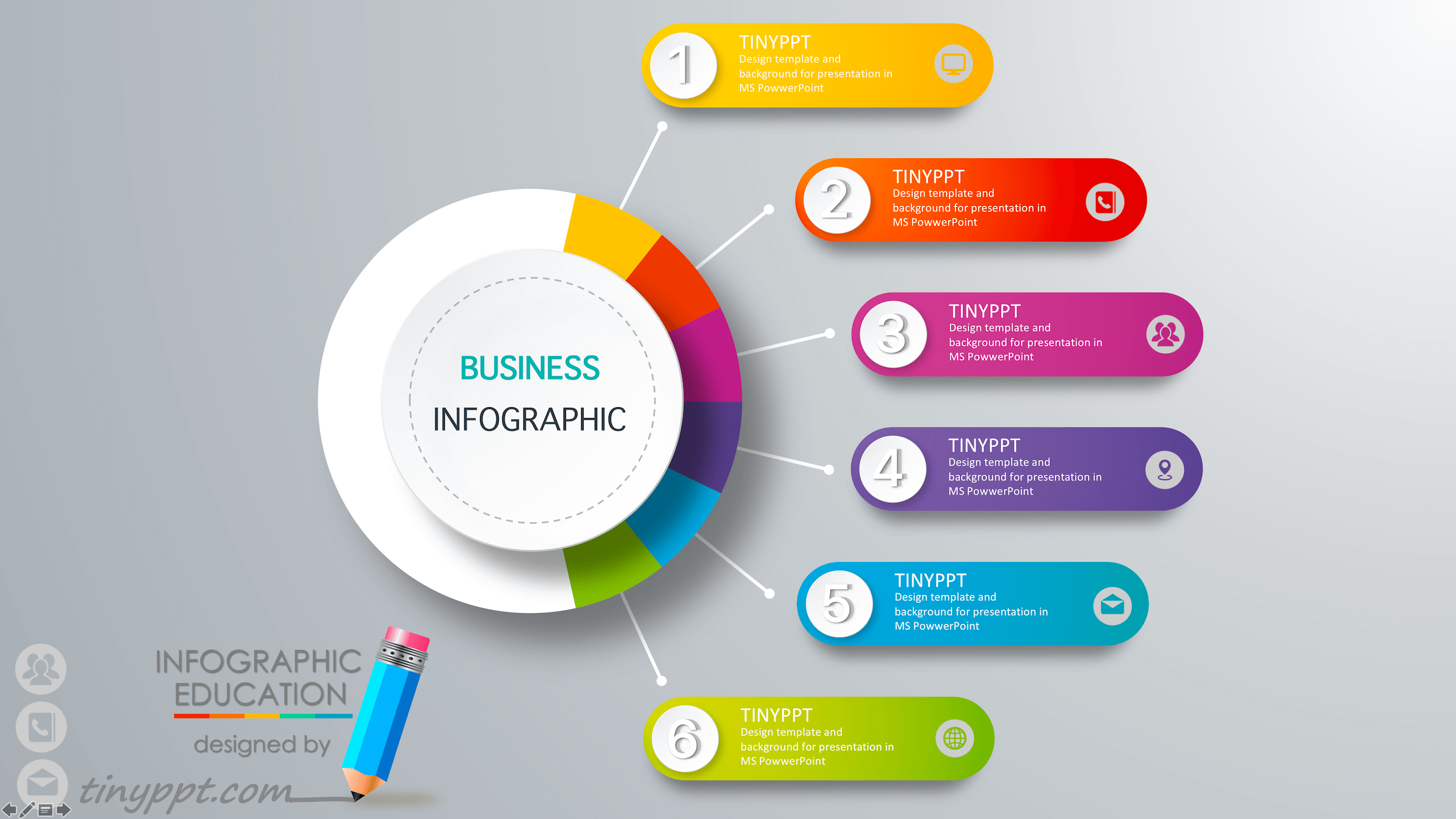 Powerpoint Infographic Icons Powerpoint Timeline Templates ...