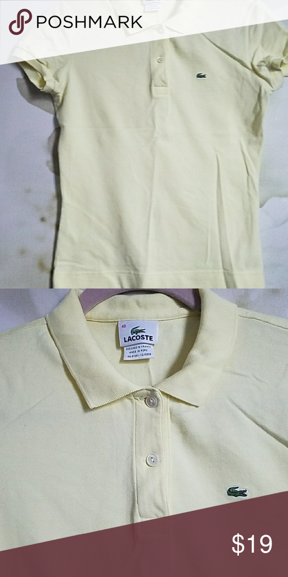 f7136152b4 Lacoste Polo Shirt - size 40 | Clothing and Shoes SALE | Lacoste ...