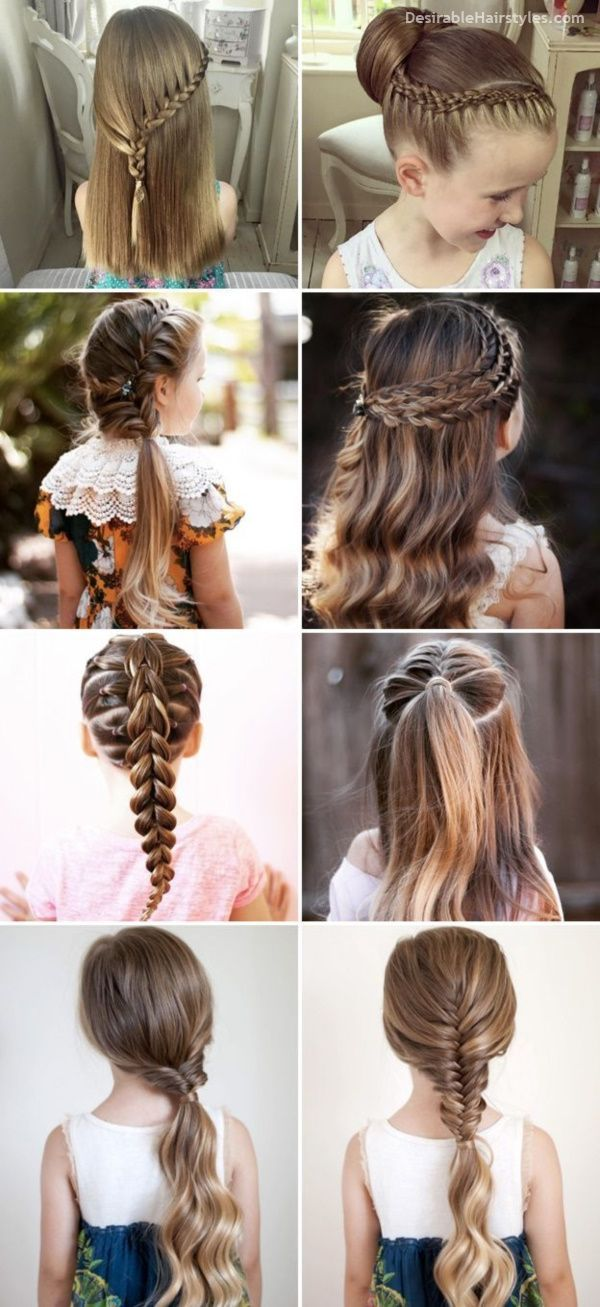 35 Quick and Easy Step by Step Hairstyles for Girls Short ...