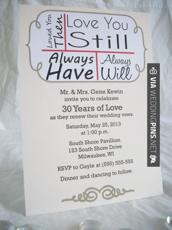 Fantastic Wedding Quotes For Invitations Love You Still Vow