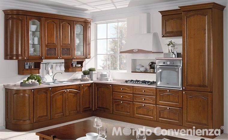 Cucina Eva - Cucina composizione tipo - Classico | cocina espacio ...