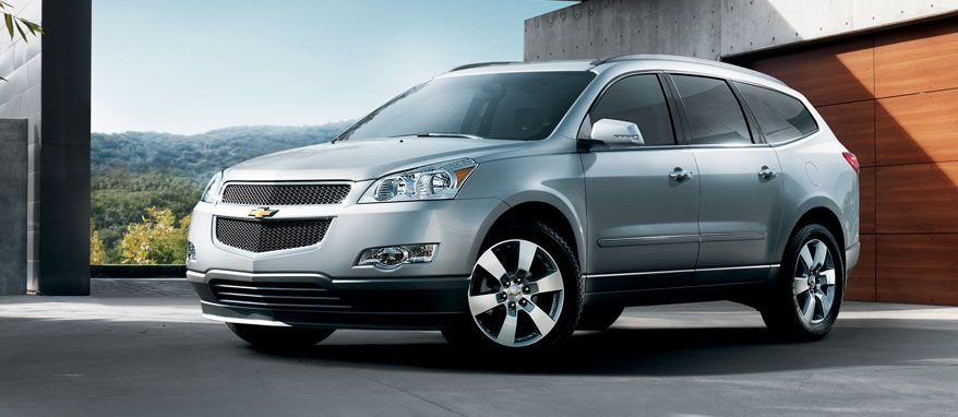 our next family vehiclechevy traverse  Traverse  Pinterest