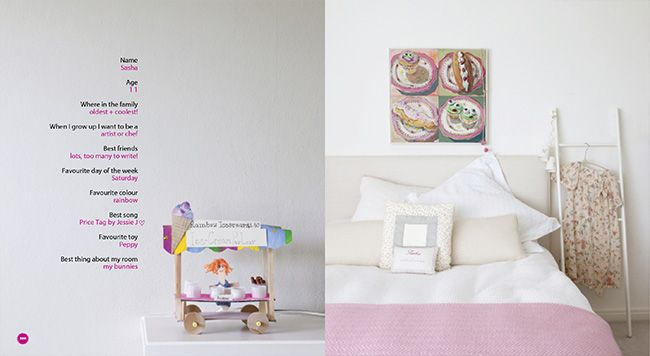 'I Love My Room' by Megan Morton | Featured on Sharedesign.com