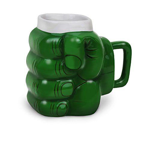 The HULK – Don't Make Me Angry Mug