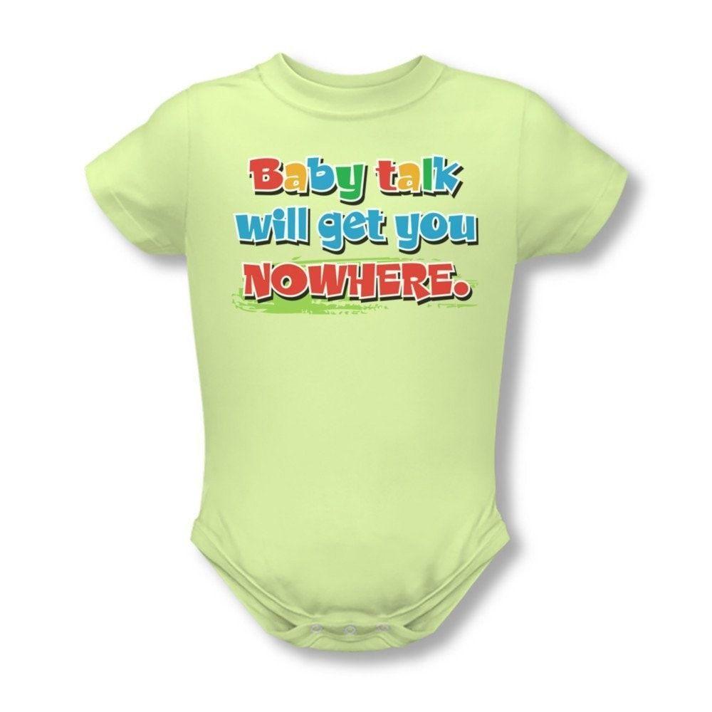 Baby Talk Baby Onesie