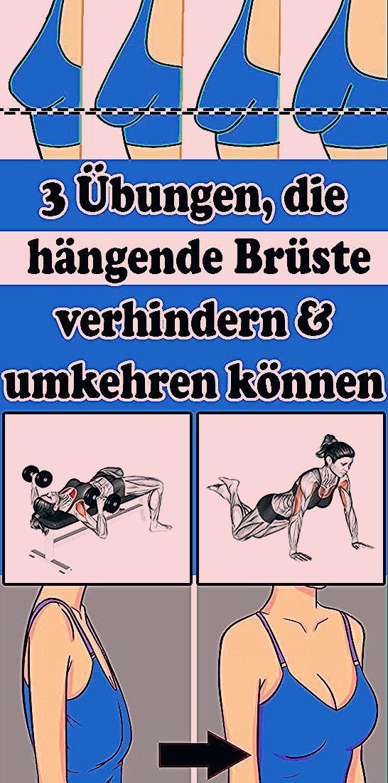 Photo of 3 Übungen, die hängende Brüste verhindern und umkehren können