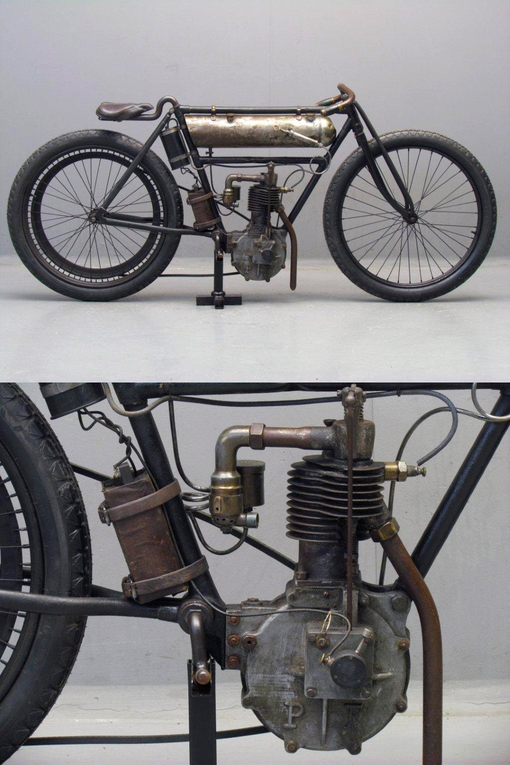 1904 330cc Peugeot Racer from Yesterdays. Another