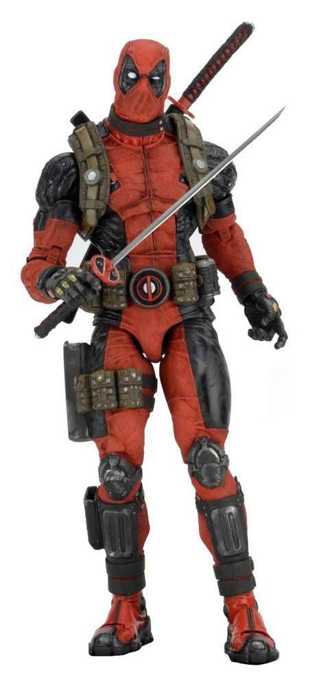 Marvel Comics Action Figure 1/4 Deadpool 45 cm