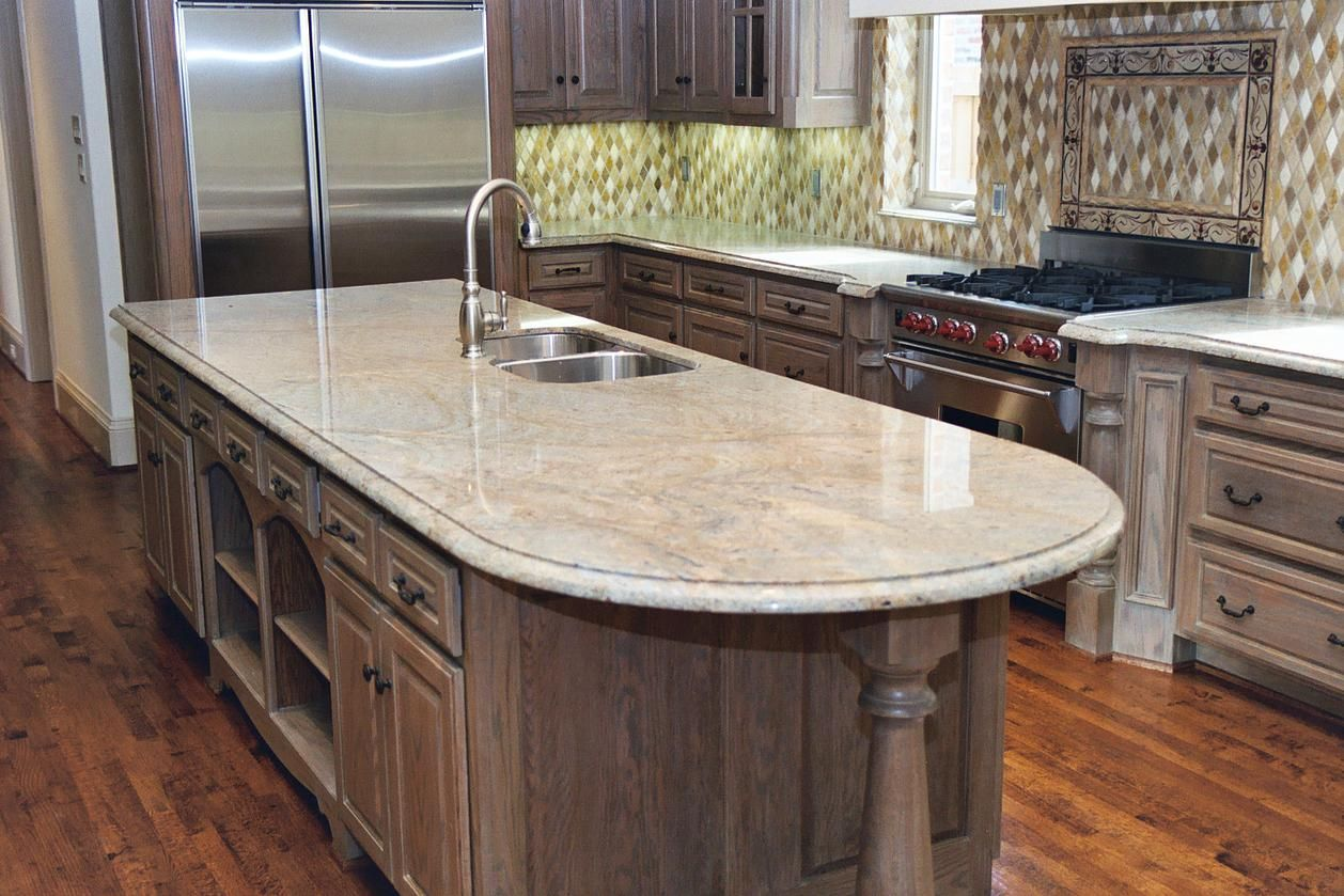The Granite Shop Kitchen Design Natural Stone