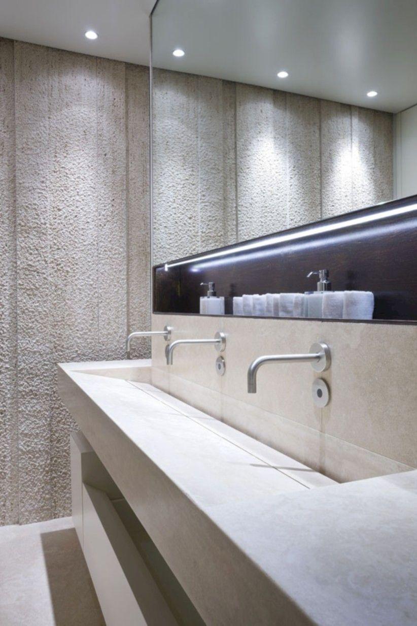 51 Amazing Public Bathroom Design Ideas | Modern Decor | Pinterest ...