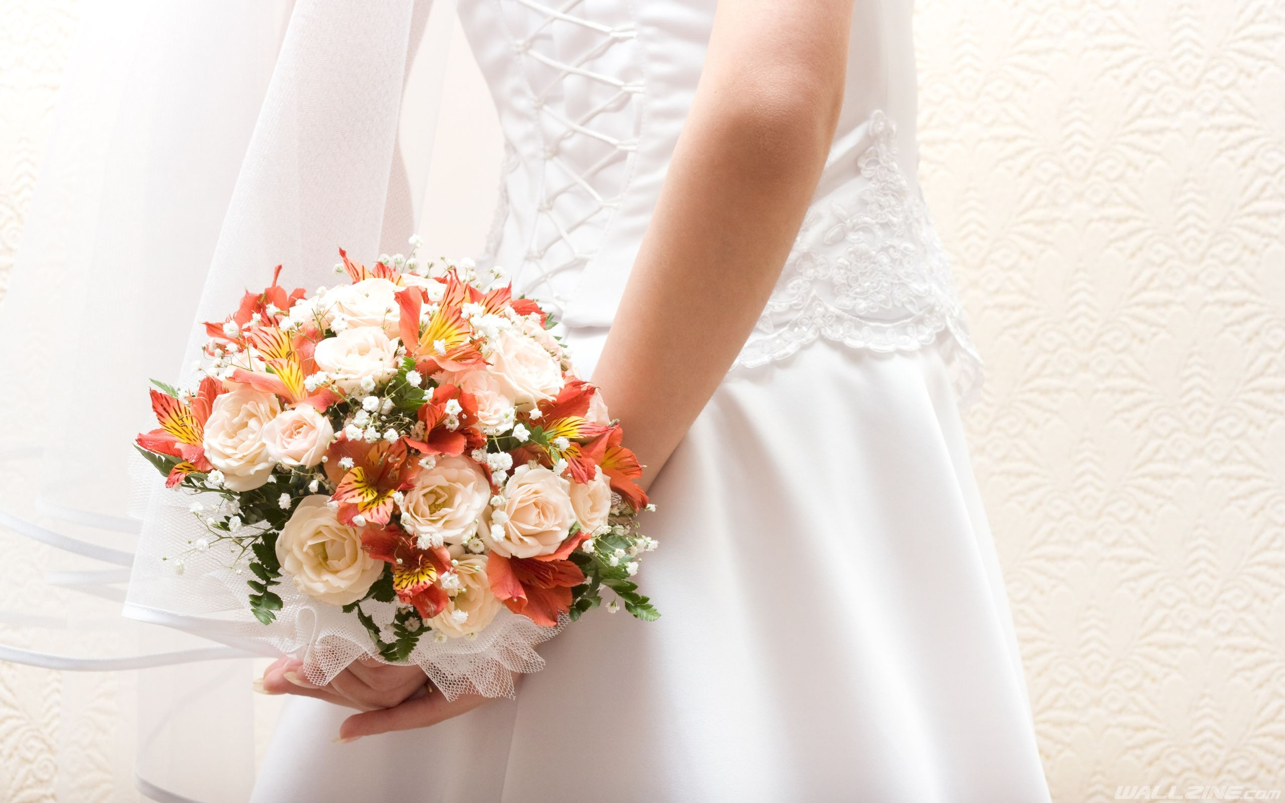 Bouquet Wedding Wallpaper