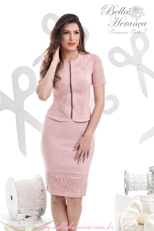 da4b217ce2 99) Bem Vestida Moda Evangélica | Dresses | Vestidos, Vestidos ...