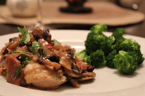 Chicken Marsala   Gluten Free Week
