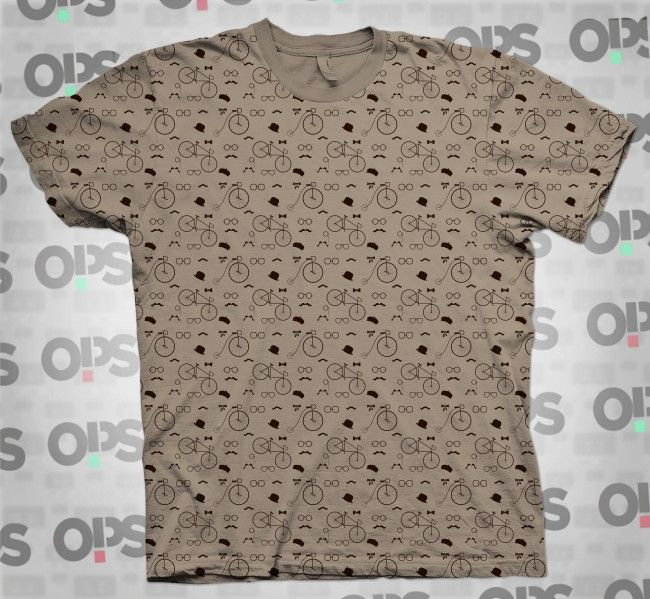Camiseta Hipster Reps