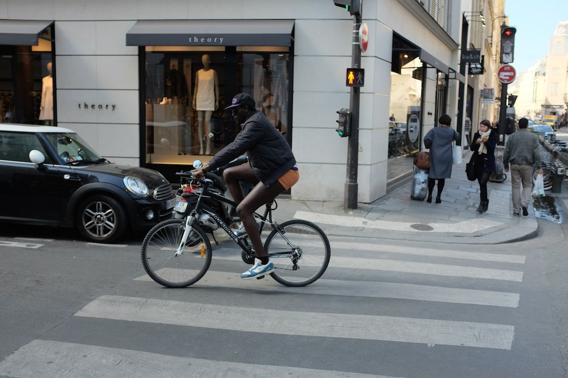 Four days of coffee, cakes and cycling in Paris