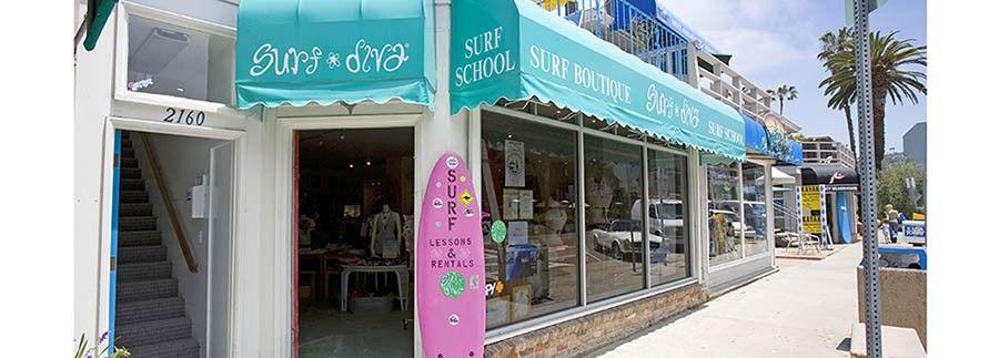 Surf Diva Shop Surf Lesson Surfing Surf Camp