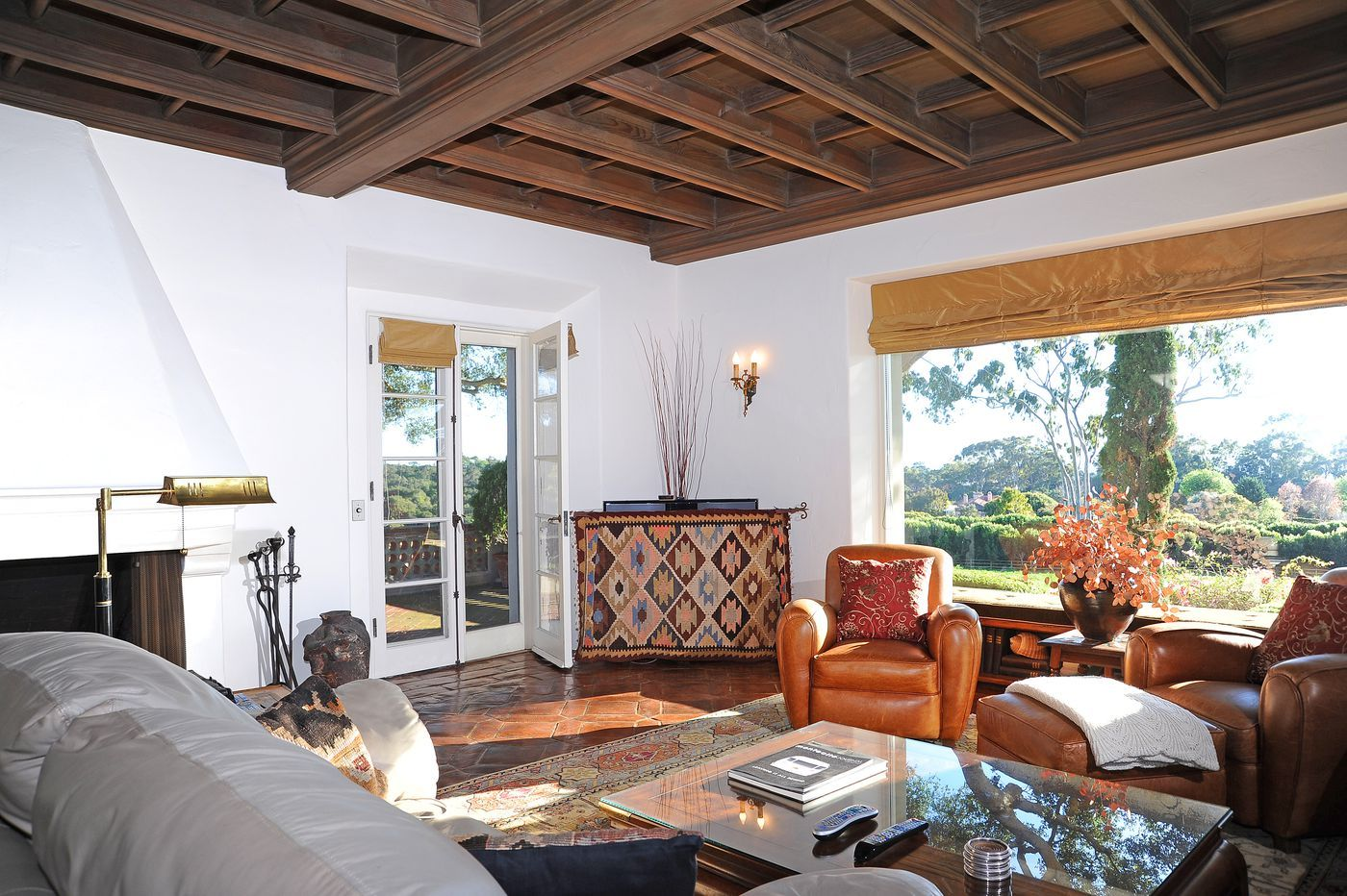 Stunning Spanish Revival Is SoCal Living At Its Finest For $17.9M   Curbed