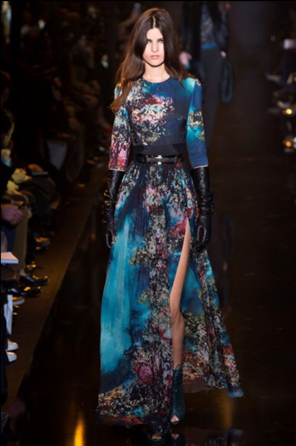Parigi Elie Saab Collections Fall Winter 2015-16