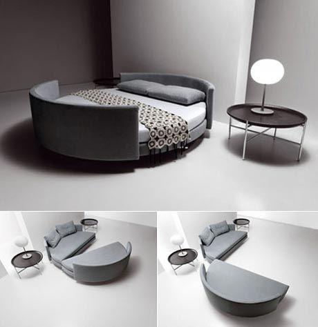 circular sofa bedslinks n slingks surreptitious web links to rh pinterest com Loveseat Sofa Bed curved sofa bed for sale