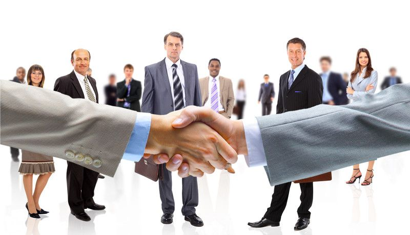 Building relationships in business the benefit of