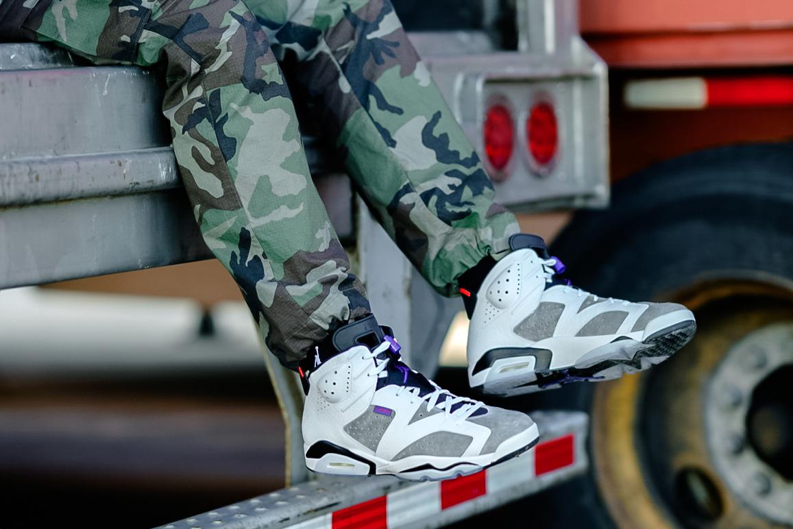 The Air Jordan Retro 6 Gets A Fresh