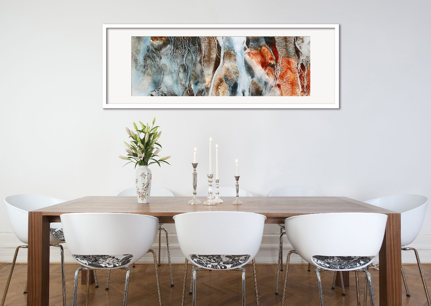 Cliff series artistsigned abstract giclee wall art print