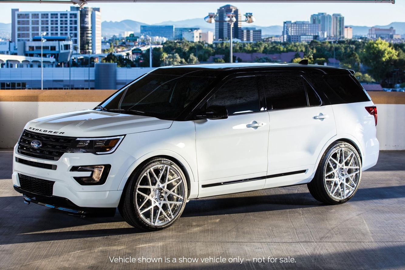 Ford Explorer Sema 2015 Ford Expedition Ford Explorer Ford