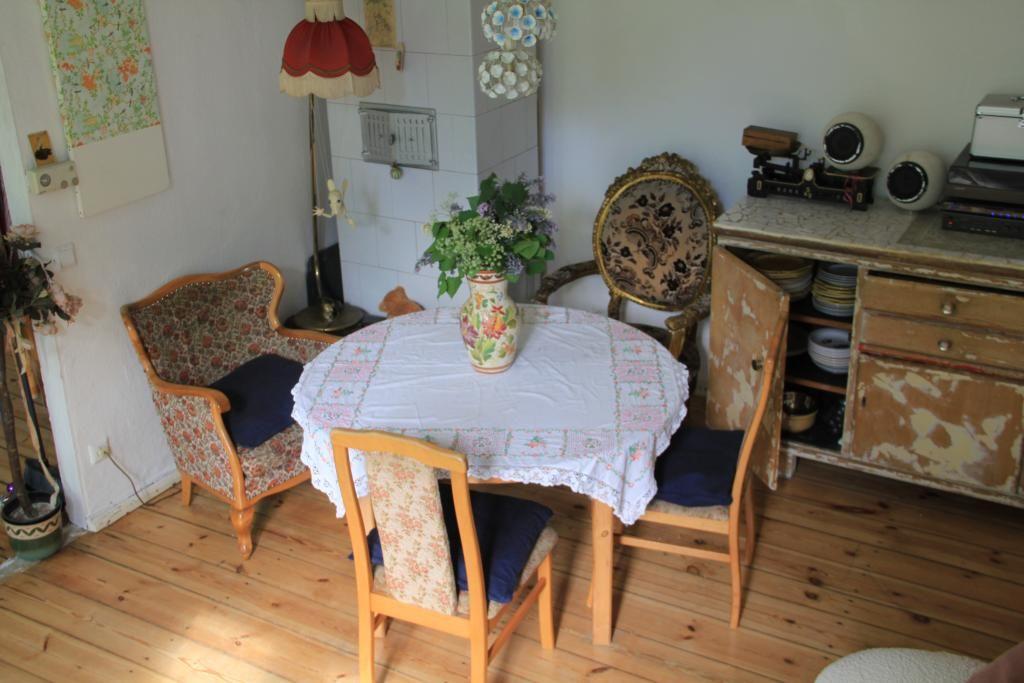 Möbel Für Esszimmer : Wunderschöner essbereich mit vintage möbeln esszimmer