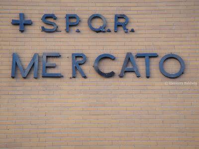 Aglio, Olio e Peperoncino: Local Rome Markets