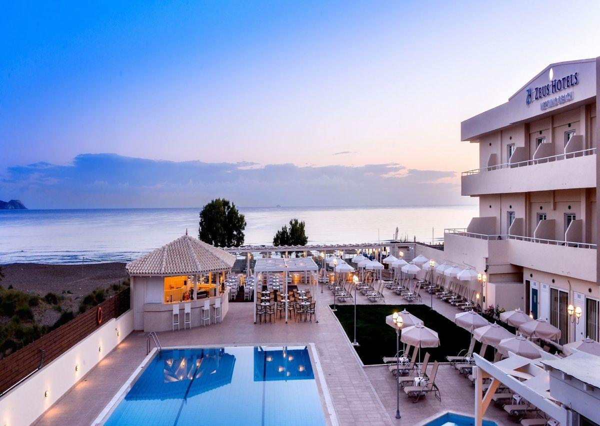 Hotel Neptuno Beach, dovolena a zájazdy do hotela Kréta - INVIA.SK