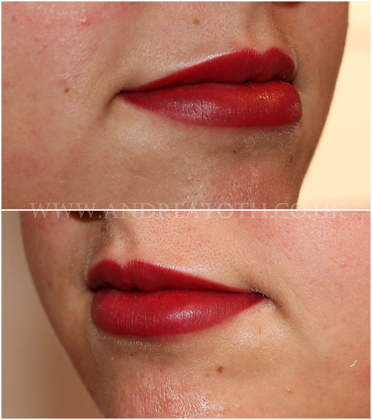 Lip Semi Permanent Makeup Semi permanent makeup