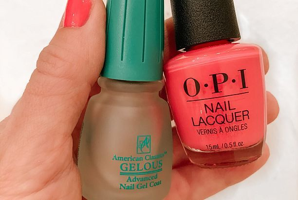 How To Get A Perfect Gel Manicure At Home Without Uv Light Honey We Re Home In 2020 Gel Manicure At Home Gel Manicure Manicure At Home