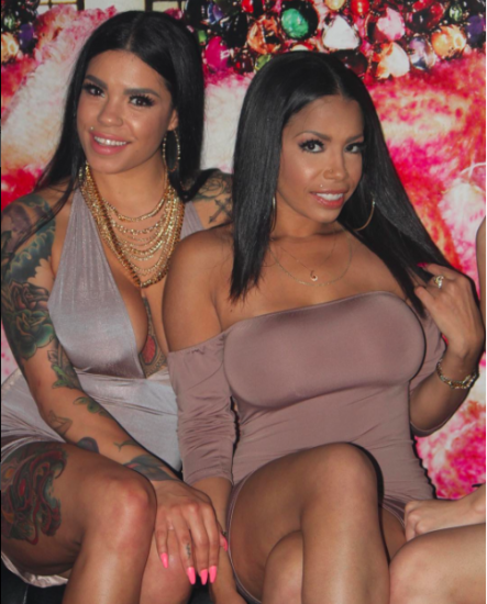 Sexy hot ebony girls-6304