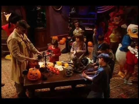 disney sing along songs happy haunting party at disneyland part 1 my favourite movie when i was a kid featuring young - Halloween The Movie Song