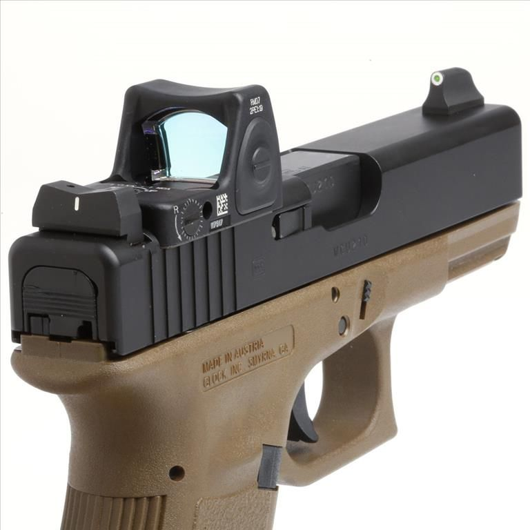 XS Sight Systems, Inc. - Product Detail - Glock Suppressor Hgt 20,21 ...