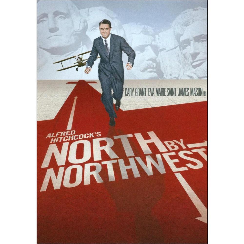 North by Northwest DVD in 18   North by northwest, Good movies ...