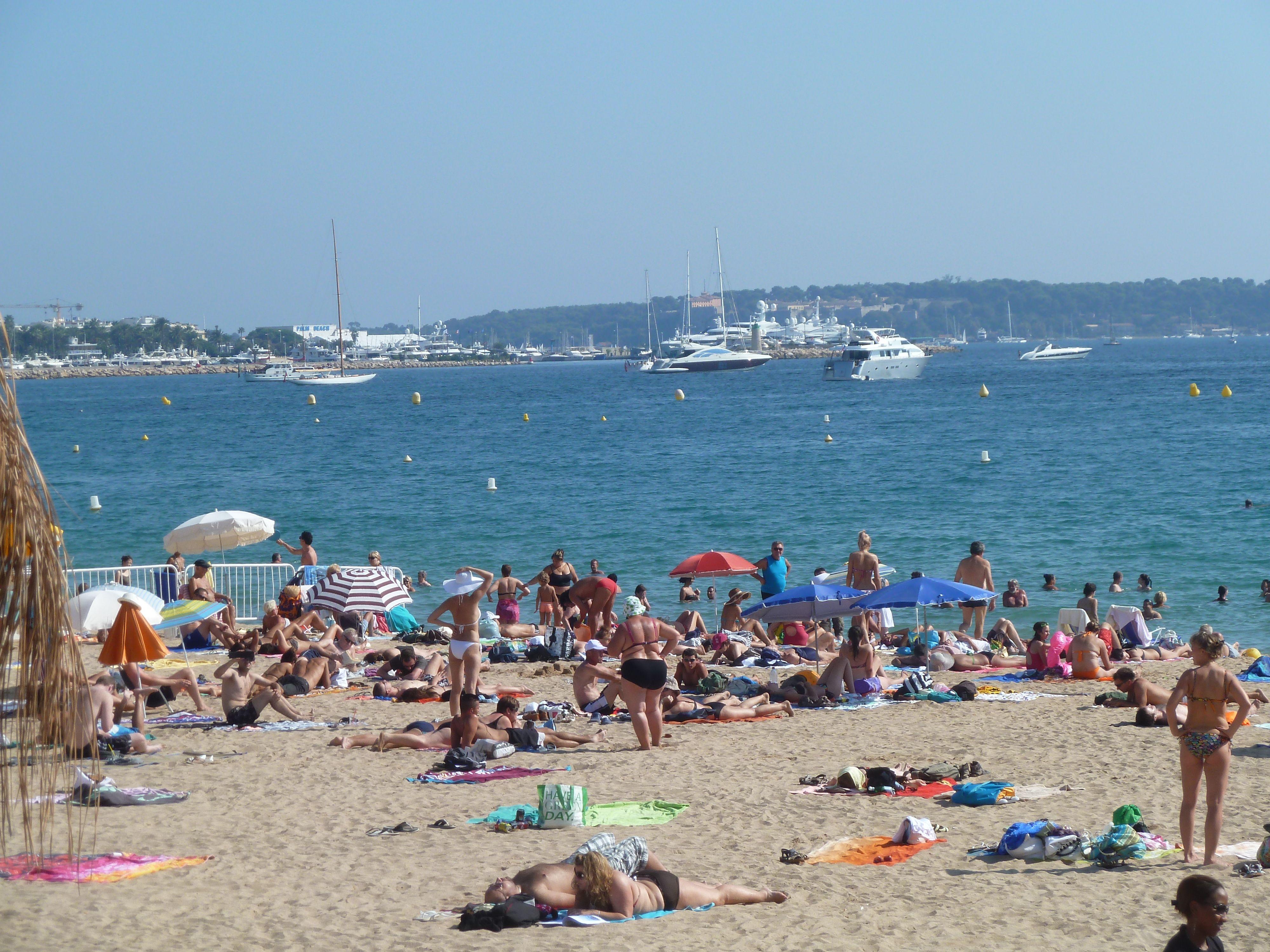 Beach - Cannes, France