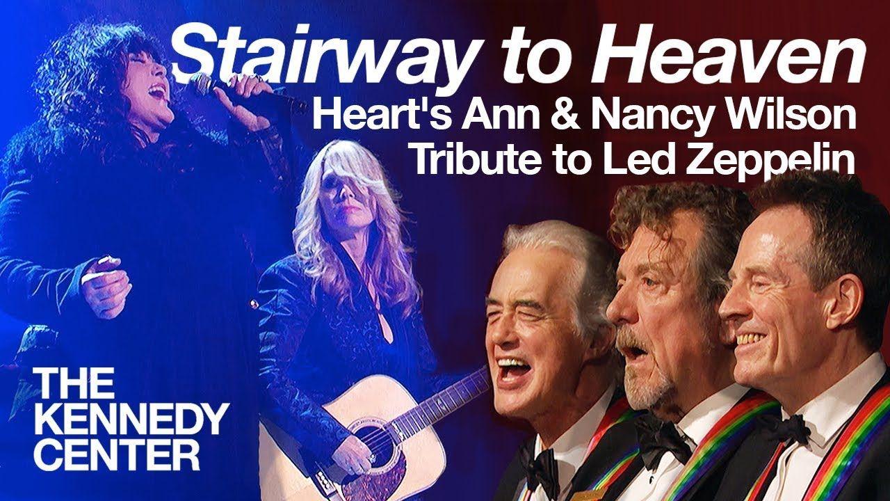 Heart's Ann and Nancy ...