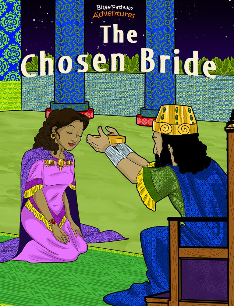 Bible Story for Kids: Esther - The Chosen Bride   Pinterest