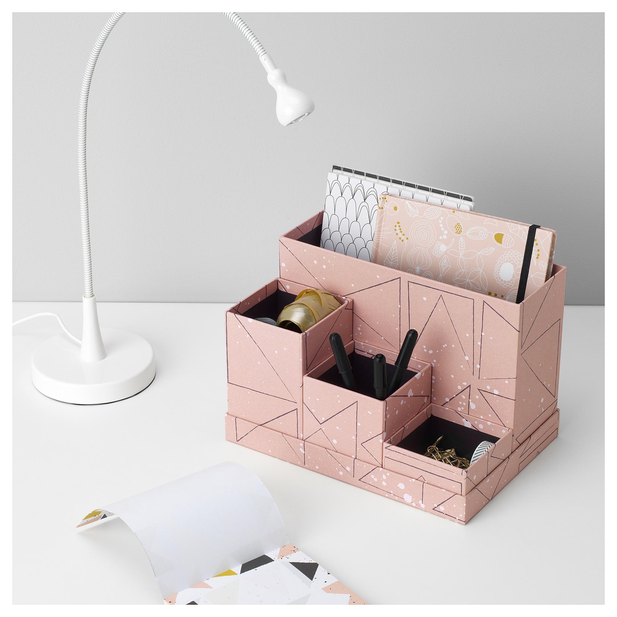 Fresh Home Furnishing Ideas And Affordable Furniture Desk Organization Ikea Desk Organization Organization Bedroom