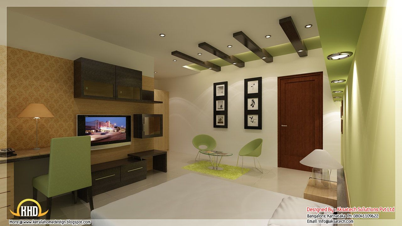 Interior Design Ideas For Small Indian Homes, Low Budget